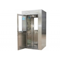 Quality CE Intelligence Class 100 Cleanroom Air Shower Stainless Steel for sale