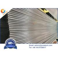 Quality Zr 702 / Zr 705 Zirconium Tube UNS R60702 With Pickled / Polished Surface for sale