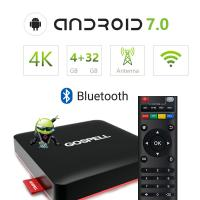 Quality Android Smart TV Box OTT Set Top Box 3D Video Playing 4K for sale