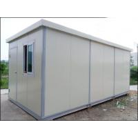 Quality Accommodation Container For House / Storage / Office / Camp / Shelter for sale