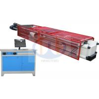 Quality Ropes Breaking Force Horizontal Tensile Tester , Data Query Tensile Testing Equipment for sale