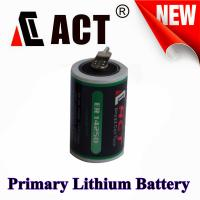 Quality 3.6V lithium primary battery er14250 1/2aa for sale