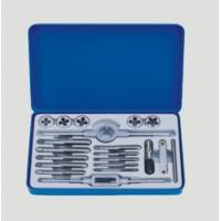 Quality 19PC metric taps and dies set,tap die sets, hand power tools for sale