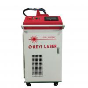 Quality 1000 W Handheld Fiber Laser Solder Machine , Laser Welding Systems For Stainless Steel for sale
