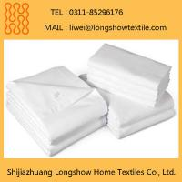 China 5 Star Hotel Bed Sheets on sale