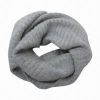 China Winter knitted neck warmer, classic angora mixed/fashionable style, suitable for all on sale