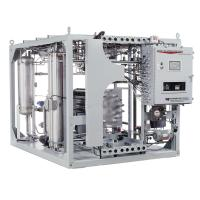 Quality Purity 99.999% Hydrogen Generation Plant By Water Electrolysis 20m3/h for sale