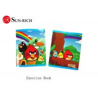 Custom printing Cartoon Exercise Book Factory in China wholesale price