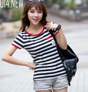 Quality summer dress ,t-shirt,women t-shirt,crop top,t shirt women,2014 women shorts for sale