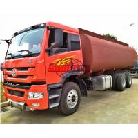 Quality 15 - 20 Tons Fuel Oil Delivery Truck , FAW J5P Cabin Fuel Delivery Truck for sale