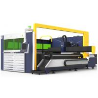 Quality Industrial Metal Tube Laser Cutting Machine With Electric Chuck 3000*1500mm for sale