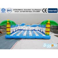 Best Inflatable Sport Games Bouncy Mattress for Inflatable Mechanical Bull wholesale