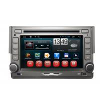 Best H1 Starex Hyundai DVD Player Android GPS Navigation SWC Camera Input Bluetooth TV wholesale
