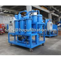 Quality Hot Sale Turbine oil Purifier,Hydraulic Oil Recycling Plant, High Performance Vacuum Turbine Oil Regeneration System for sale