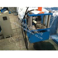 Quality 15 Station To Form Rolling shutter strip making machine with PLC Control System, With Hydraulic Cutting System for sale