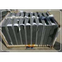 Quality Honed Finished Bluestone L Shape Pool Coping for sale