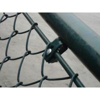 Quality PVC Chain Link Wire Mesh , Hot dipped Galvanized Chain Link Fence for sale