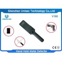 Quality Ultra Sensitive Portable Hand Held Metal Detector Scanner V160 CE Approved for sale