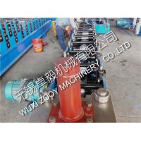 Quality automatic metal steel roller Shutter Door Roll Forming Machine 0.2-0.8mm Thickness for sale