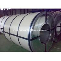 China Silver Prepainted Galvanized Steel Coil / Sheet Use For Interior Decorations on sale