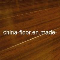Quality Laminated Flooring / Mahogany Color (WOOD TYPE 3) for sale