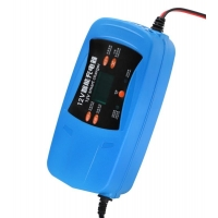 Quality FCC Lead Acid Motorcycle 12v Mobile  Battery Trickle Charger for sale