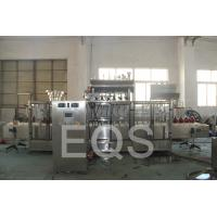 Best 5L PET Beer Bottle Filler Machine Linear Type SUS304 Material with PLC Controller wholesale