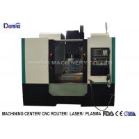 Quality M30 DHVMC850 CNC Milling Machine Belt Spindle Auto Power Off System for sale