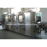 Quality Automatic Barreled Water Filling Line/Equipment 3-5gallon for sale