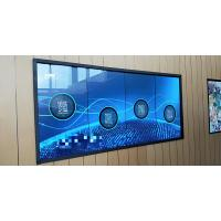 Quality 49 Inch Video Wall Display Monitors HD 4K Advertising Screen AC 100v~240v 50/60HZ for sale