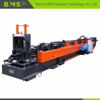 China 16 Forming Station CZ Purlin Roll Forming Machine / Steel Frame Making Machine on sale