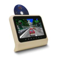 Quality 9 Inch TFT Car Headrest DVD Player Taxi Digital Signage MP3/ MP4 Players for sale