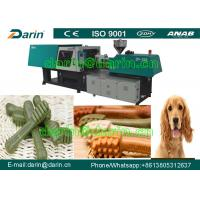 Best Automatic Dog Snacks Injection Molding Pet Chews Machine / nutual dog food machinery wholesale