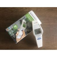 Quality Medical Temperature Gun , No Touch Forehead Thermometer With  LCD Display for sale