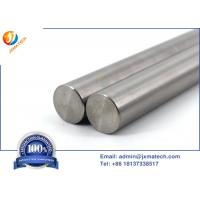 Quality Square / Hexagonal Titanium Round Bar , Titanium Alloy Rod Polished Surface for sale