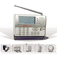 Quality LCD display and Security House Alarms YL-007Z with intruder alarm system for sale