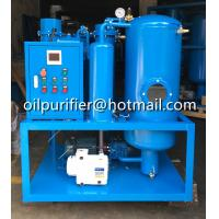 Quality Used Turbine Oil Flushing and Filtration System , Vacuum Lube Turbine Oil Polishing System, oil purifer dehydrator for sale