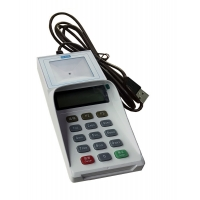 Buy cheap 2 SAM slots Multifunction Card Reader , Mobile Bank Card Reader ISO 7816 from wholesalers