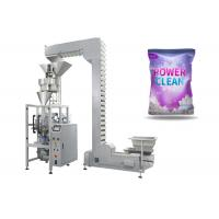 Quality Automatic Laundry Powder Packaging Machine With 250g 500g Volume Packing for sale