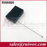 Quality Cuboid Shaped Anti Theft Retractable Security Tether For Product Positioning for sale