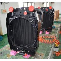 Quality Aluminum bar& plate truck radiator with heavy duty performance for sale