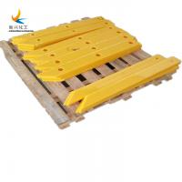 Buy cheap color customized protection wharf high tensile strength 100% recyclable uhmwpe from wholesalers
