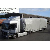 Quality Superior Sustainable Quality PVC Truck Cover heavy duty truck tarps for sale