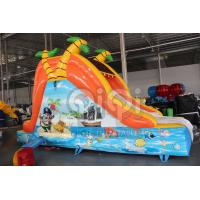 Buy Backyard Inflatable Slide For Kids at wholesale prices
