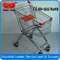 Quality RHB-60B Chinese manufacturer Grocery shopping carts for sale for sale