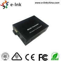 Quality 10G SFP + Ports Fiber Ethernet Media Converter not including SFP+ Modules for sale