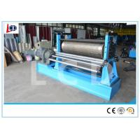 Automatic Metal Embossing Machine 18m / Min Working Speed For Steel Sheets