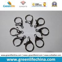 Quality Good Quality Zinc Alloy 35mm Length 16mmID Big Size Lobster Clasp for Lanyard Attaching for sale