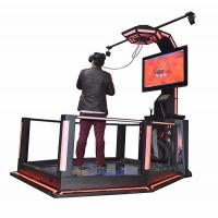 Buy cheap Electric System 9D VR Fighting Simulator Exclusive Management Platform from wholesalers