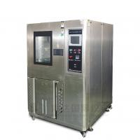 Quality 100L Programmable Temperature Humidity Stability Test Chamber With Air - Cooling for sale